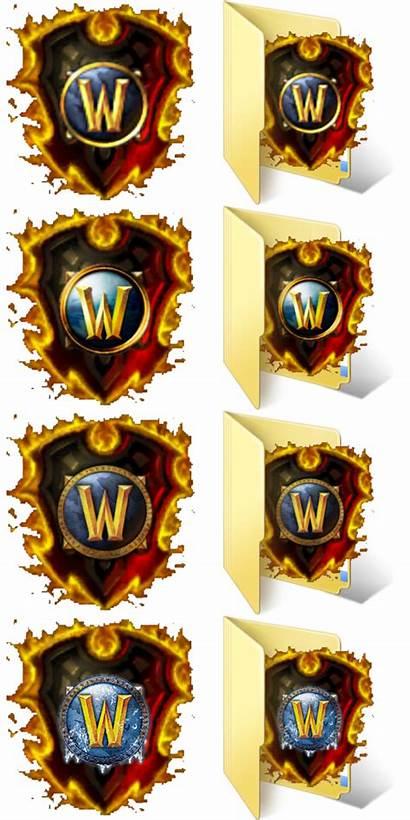 Warcraft Icon Pack Wow Cool Deviantart Super