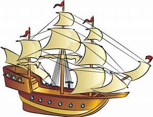 Simple Ship Drawing - ClipArt Best