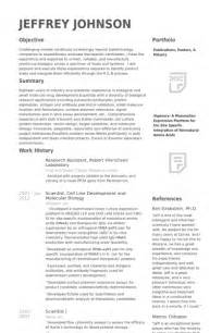 science research assistant resume research assistant resume sles visualcv resume sles database