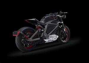 Leaked  First Photos Of The Harley-davidson Livewire