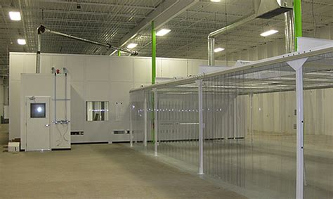 modular cleanroom design  construction clean room