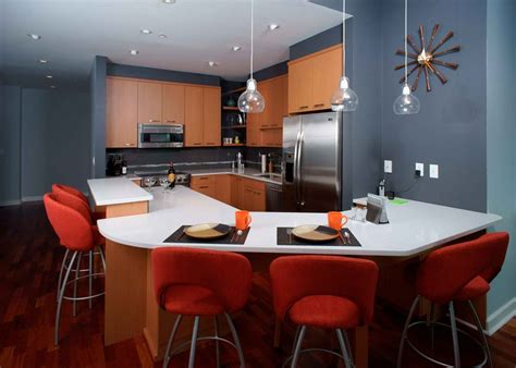 philadelphia kitchen design contemporary condo kitchen pa morris black designs 1474