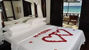 Bedroom decorative, romantic decorations for hotel rooms ...