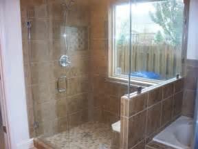 Bhg Bathrooms by Custom Walk In Shower Joy Studio Design Gallery Best