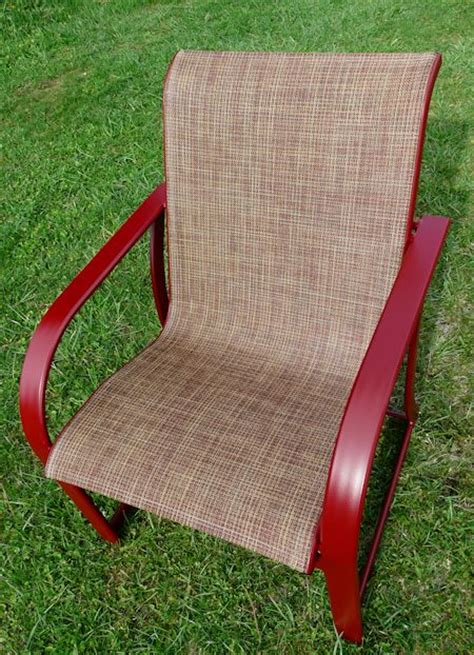 replace patio sling chair fabric patio sling fabric replacement fp 025 terrace