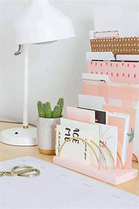 20, Diy, Desk, Organizer, Ideas, And, Projects, To, Try