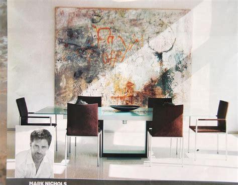 Abstract Art Interior Design