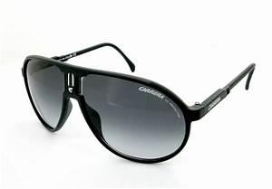 lunettes de soleil carrera champion dl5 62 12 homme noir aviateur cercl e  tendance 62mmx12mm 106 3e81e7c564b3