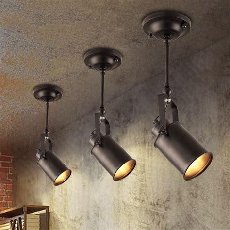 industrial retro style stoving varnish spot light  light