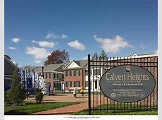 Calvert Heights Townhouse Apartments Chestertown, Maryland