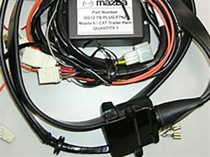 Tow Bar Custom Wiring Harness