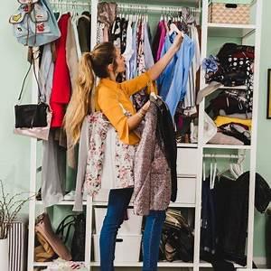 Ordnung Im Kleiderschrank : ordnung im kleiderschrank tipps tricks zum aufr umen ~ Frokenaadalensverden.com Haus und Dekorationen