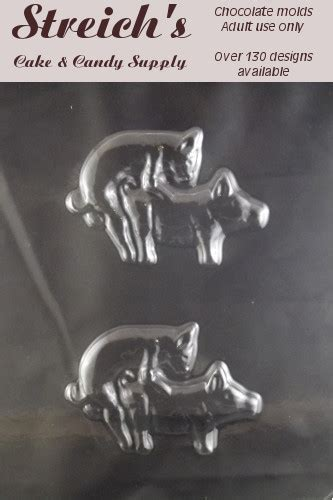 making bacon adult xrated chocolate candy mold ebay