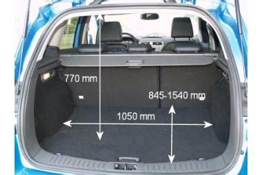 ford kuga kofferraumvolumen adac auto test ford kuga 2 0 tdci dpf titanium 4x4