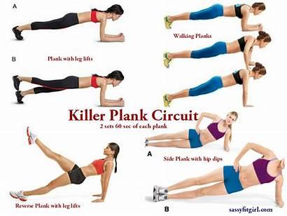 Plank Circuit Planks Killer Challenge Different Core