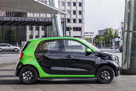 2016 smart electric drive charges in 45 minutes, 160km ...