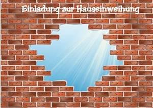 Spruch Zur Hauseinweihung : einladung zur hauseinweihung einladungen auf ~ Lizthompson.info Haus und Dekorationen