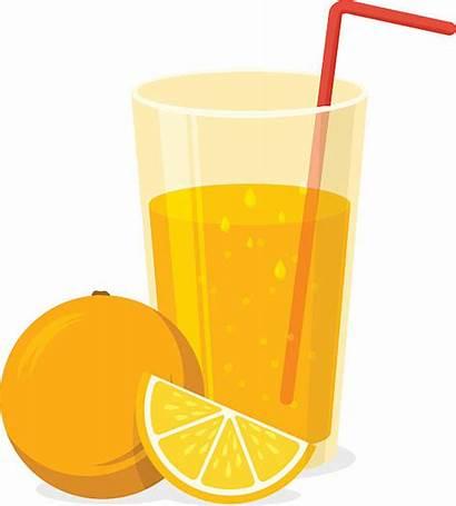 Juice Clipart Orange Clip Juices Fruit Cliparts