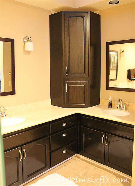 cleaning varnished kitchen cabinets before after kitchen makeover projects to inspire your 5466