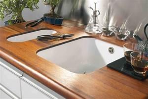 Recouvrir Un Plan De Travail : comment choisir et poser un plan de travail de cuisine ~ Dailycaller-alerts.com Idées de Décoration