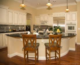 kitchen design with island layout pictures of kitchens traditional white antique kitchen cabinets page 2
