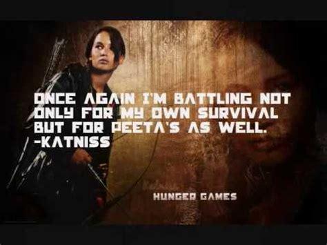 katniss  peeta mockingjay quotes youtube