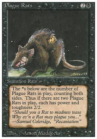 rat en anglais rats de la peste