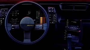 The Definitive Collection Of Cool 1980s Digital Dashboards
