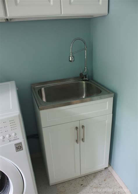 Home Depot Bathroom Vanity Sink Combo by 1000 Ideas About Laundry Room Sink On Pinterest Utility