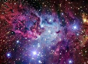 Space Nebula Purple Widescreen Hd Wallpaper | High ...