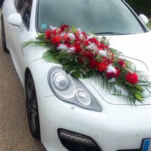 decoration voiture cortege mariage decoration de voiture pour un mariage amborella by corinne