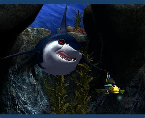 dreamworks shark tale screenshots  playstation  xbox