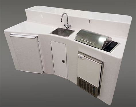 Fiberglass Boat Cabinets by Custom Consoles Manufactured With Tackle Centers Tackle