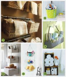 clever bathroom ideas 33 clever stylish bathroom storage ideas