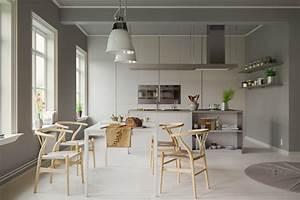 salle a manger scandinave un decor elegant et pratique With salle À manger contemporaine avec boutique deco scandinave en ligne
