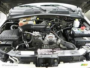 2005 Jeep Liberty Sport 3 7 Liter Sohc 12v Powertech V6 Engine Photo  41569795