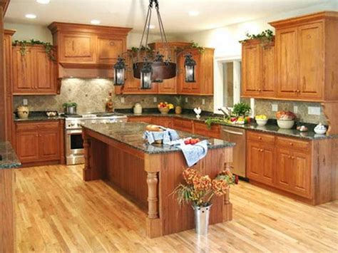 Decorating Ideas For Kitchens With Oak Cabinets by Best Paint Color Ideas For Kitchen With Oak Cabinets
