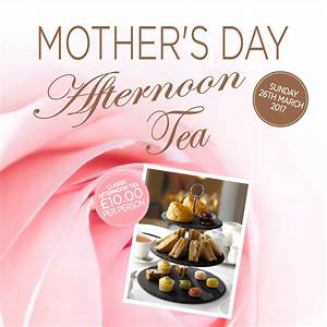 Mother's Day Afternoon Tea - Folkestone Rugby Club