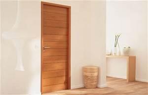 Porte Interieur Pas Cher : immobilier travaux les portes d 39 int rieur immobilier ~ Nature-et-papiers.com Idées de Décoration