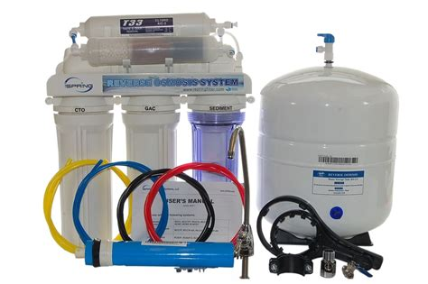 best under sink reverse osmosis system reverse osmosis water filters under sink model ro2050 is