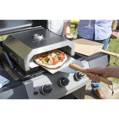 barbecue four a pizza four 224 pizza buschbeck pour barbecue