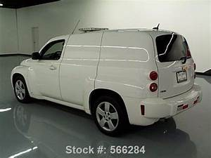 Buy Used 2008 Chevy Hhr Panel Van 2 2l Cruise Control Only