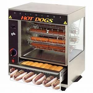 Hot Dog Machen : star 175cba hot dog broiler w bun warmer cradle type 36 dog 32 bun 120v ~ Markanthonyermac.com Haus und Dekorationen