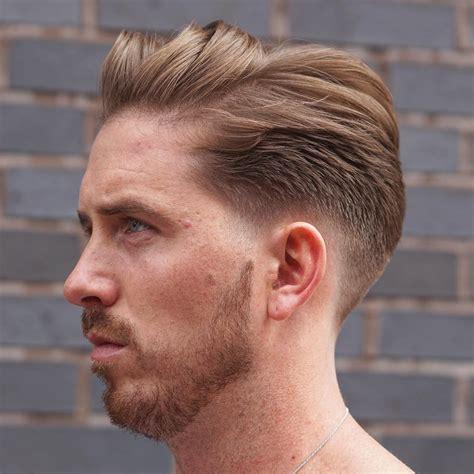 low fade haircut 15 trendy low taper skin comb over
