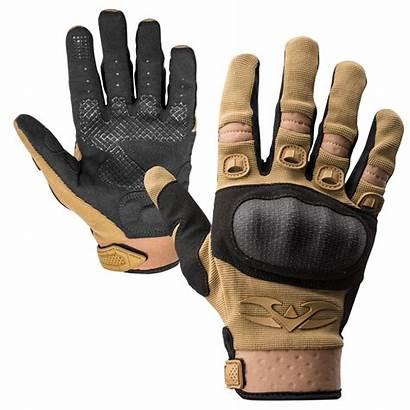 Gloves Valken Zulu Tactical Tan Paintball Shell