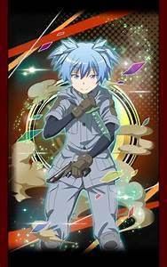 Assclass Mobile game cards! | Anime, manga, cartoons ...