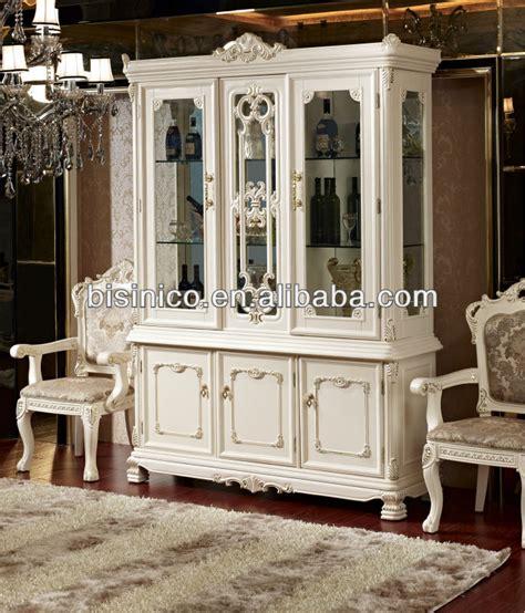 de lujo de estilo frances muebles de comedor escaparate