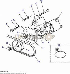 Power Steering Pump-hobourn Eaton - 2 5 Na