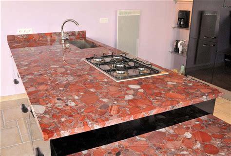 cuisine en granit plan de cuisine granit royan charente maritime