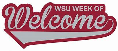 Welcome Week Washington State Wsu University Wow